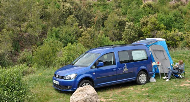 volkswagen caddy maxi tramper 1 6 tdi. Black Bedroom Furniture Sets. Home Design Ideas