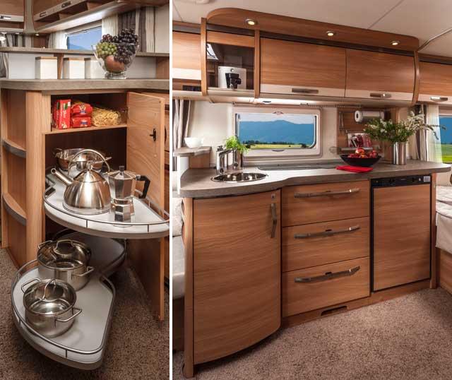 Nueva cocina en las Südwind