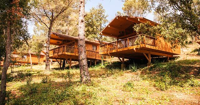 Los eco-bungalows
