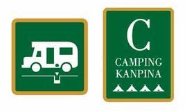 Paneles de área estacionamiento autocaravanas y de camping de Lujo