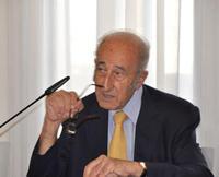 Francisco Caballé de Pol, presidente de la asociación