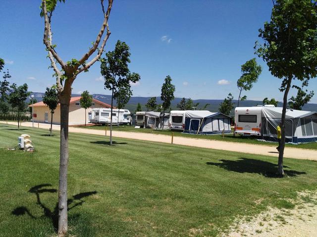 El Camping es un espacio seguro donde los niños pueden pasarlo genial.