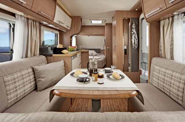 Novedades caravanas knaus 2012 - Interiores de caravanas ...