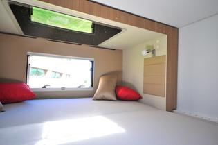 La cama se agranda al ampliar la Compact.