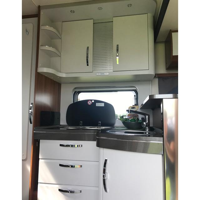Cocina de la Optima de Luxe T65 HFL