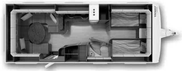 Distribución Opal 650 SRG