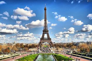 París es la ciudad del amor.