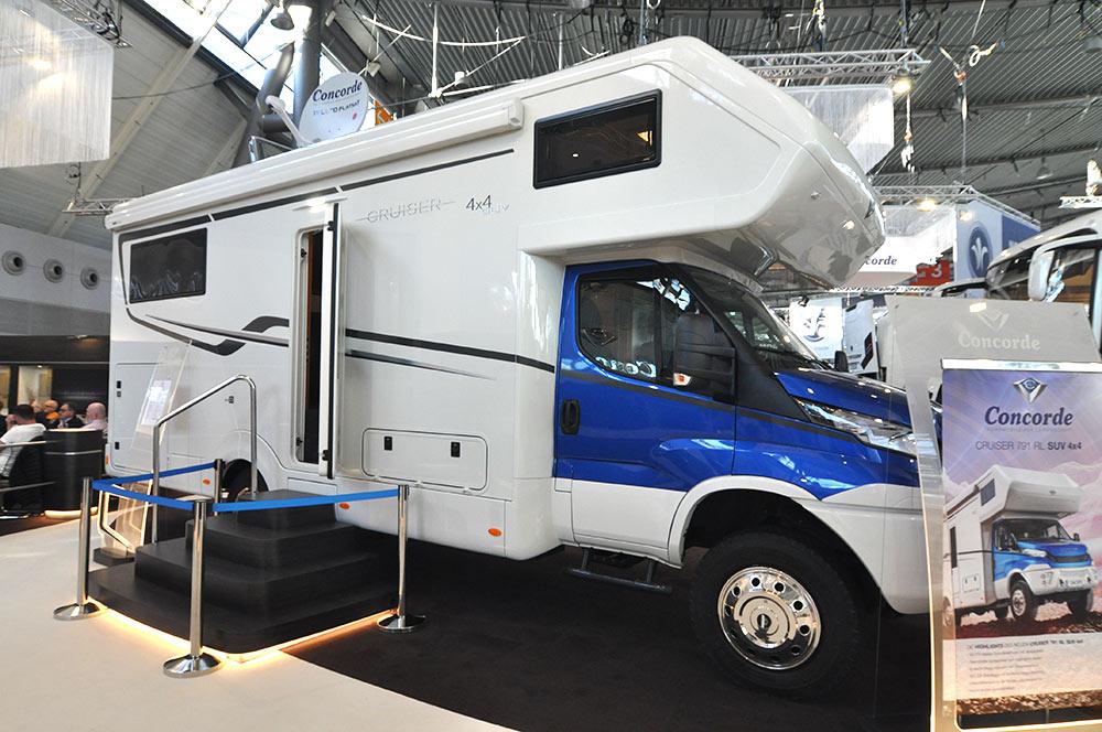 autocaravanas CMT 2020