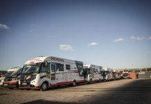 Autocaravanas Dakar