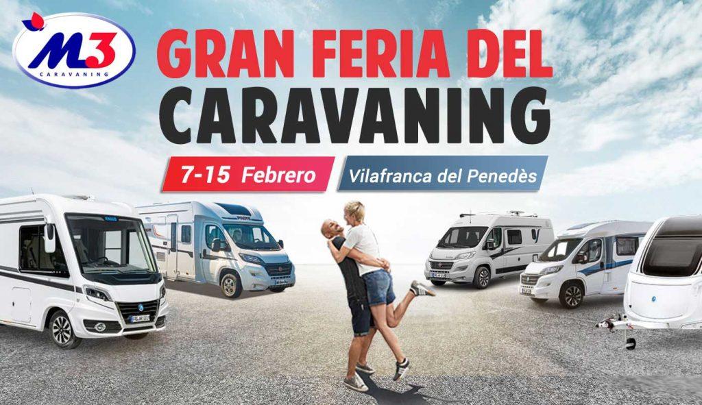 m3 caravaning gran feria caravaning EnCaravana