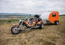 ROADSLEEPER MINI CARAVAN