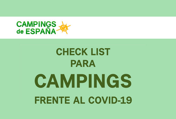 check list para campings-Encaravana