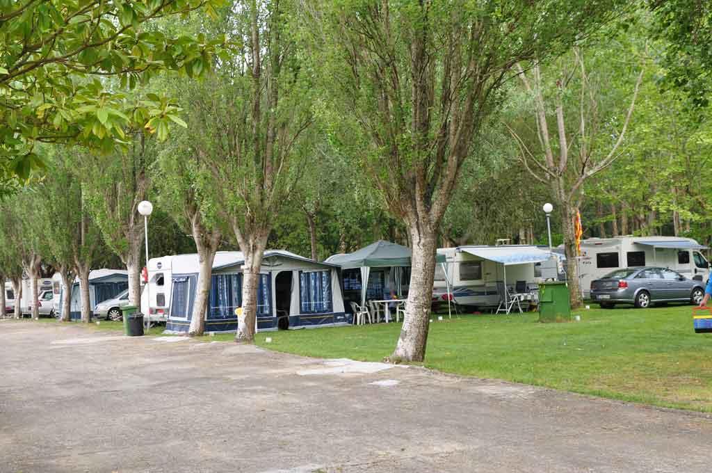 el 90 International FICC Rally 2021Camping Santa Tecla EnCaravana
