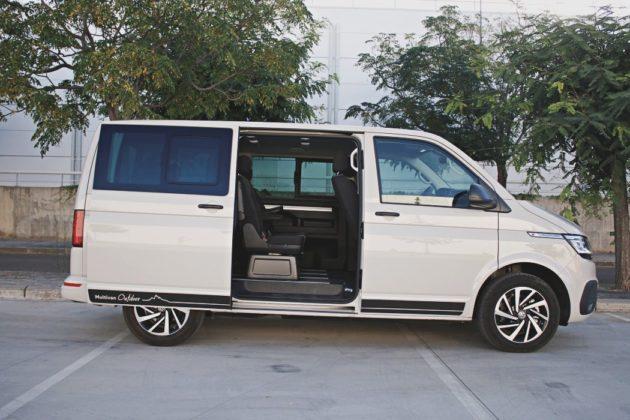 Volkswagen Multivan Outdoor EnCaravana 20