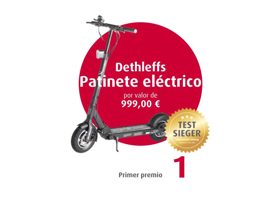 Dethleffs premia asus clientes EnCaravana